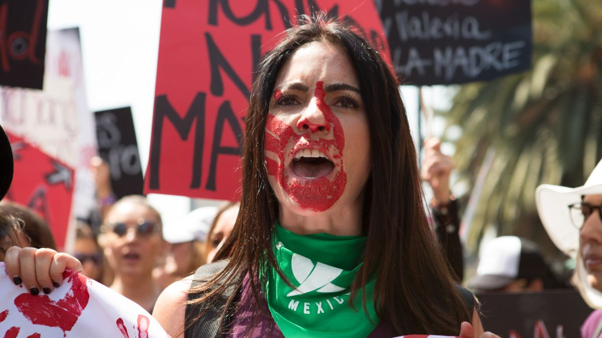 Mexico imagines a world without women, in strike against gender violence -  CNN
