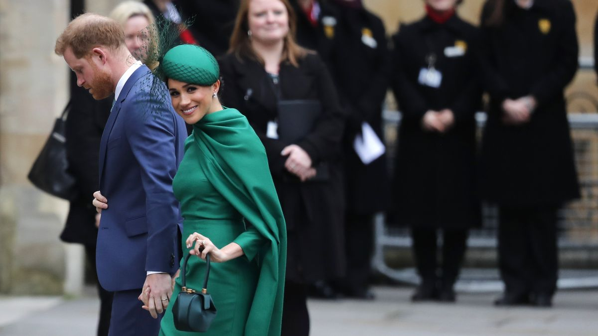 Royal Farewell: Harry And Meghan Bow Out From Official Roles