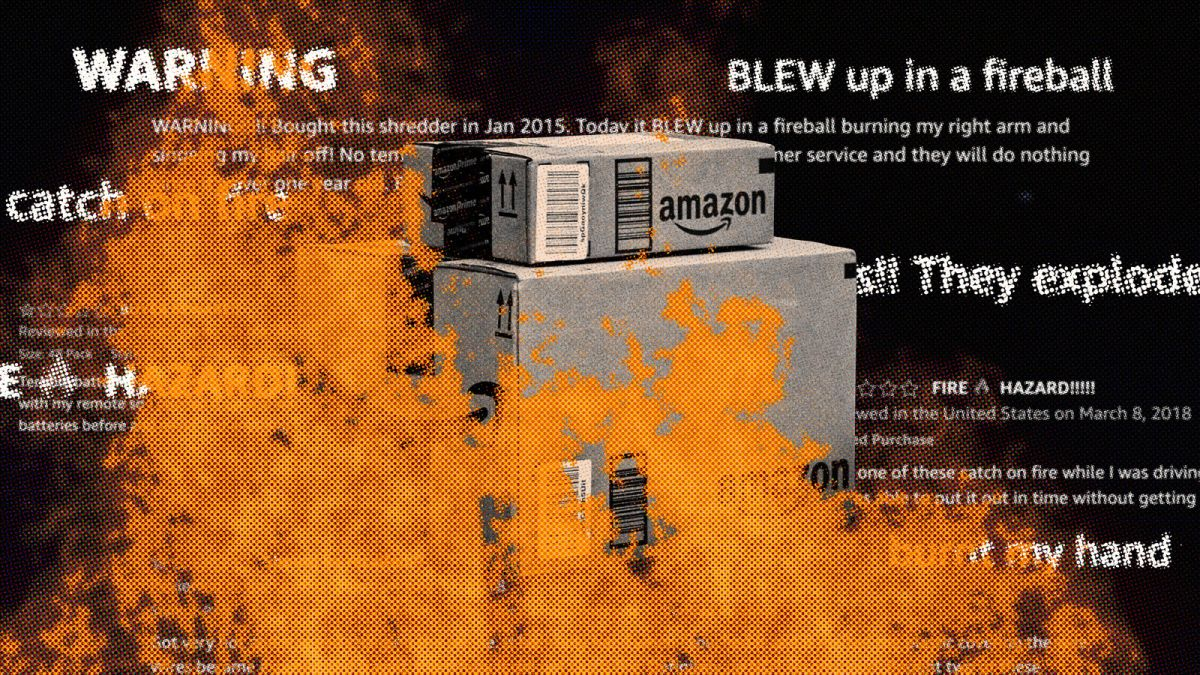 Dozens Of Amazon S Own Products Have Been Reported As Dangerous Melting Exploding Or Even Bursting Into Flames Many Are Still On The Market Cnn