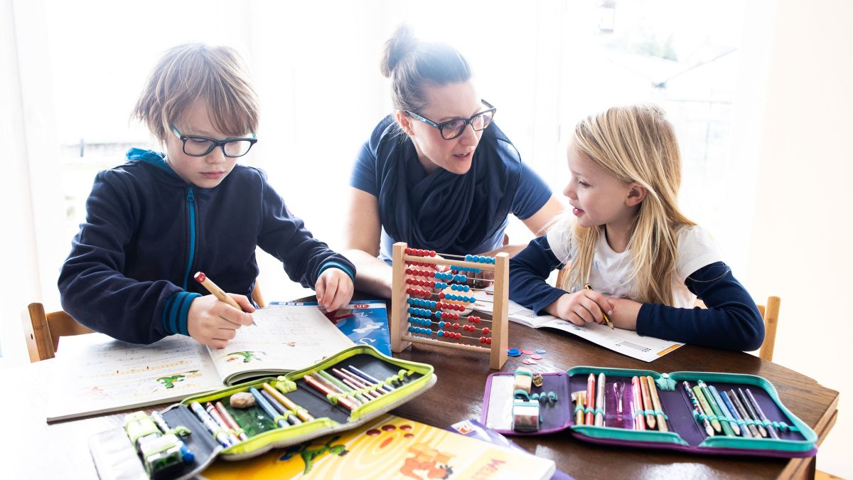 Make Sure Homeschooling Is The Best Option