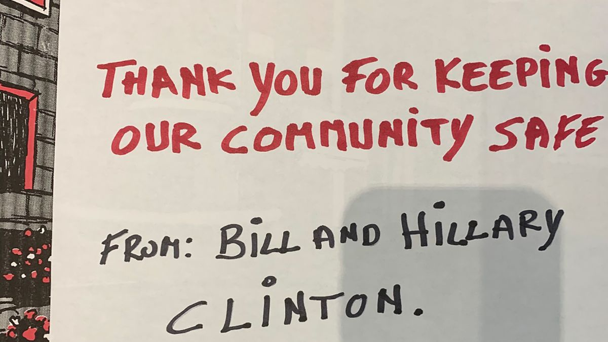 Hillary and Bill Clinton sent over 400 pizzas to New York ...