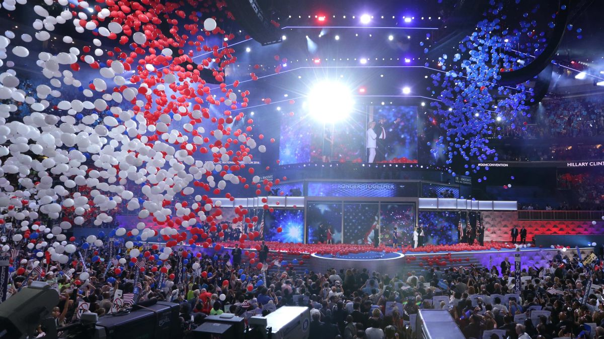 Democratic convention to air just two hours of programming each