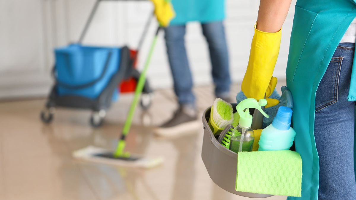 The coronavirus pandemic has been catastrophic for house cleaners ...