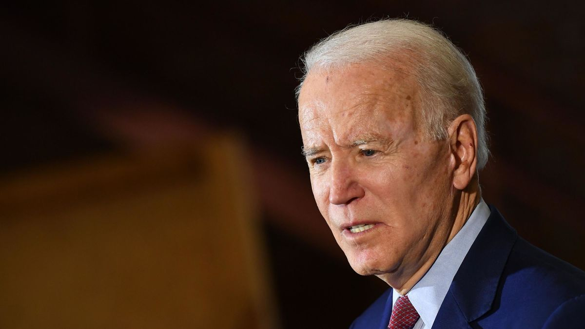 Biden Denies Sexual Assault Allegation They Aren T True This Never Happened Cnnpolitics