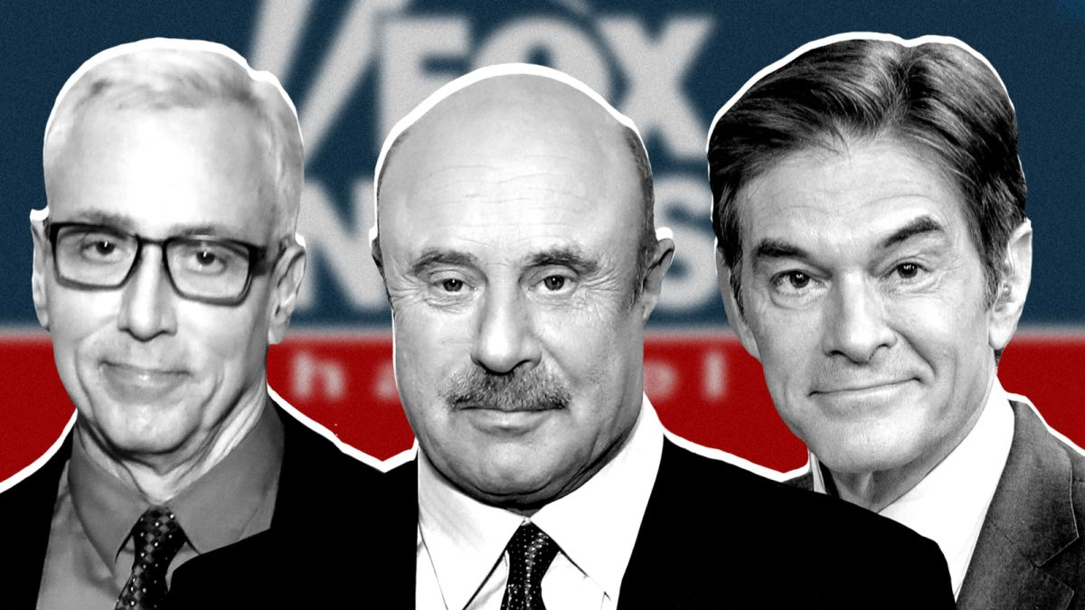 Dr Oz Dr Phil And Dr Drew Fox News Keeps Inviting Tv Doctors On Air Who Say Crazy Things Cnn