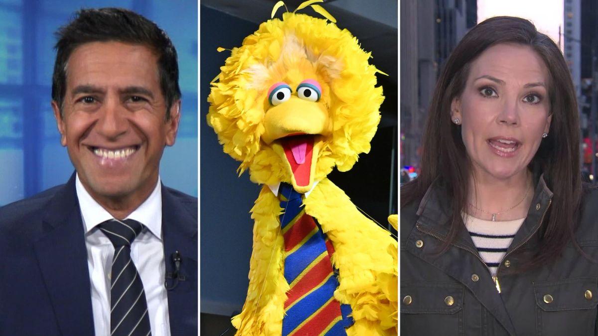 CNN and Sesame Street will host a special coronavirus town hall ...