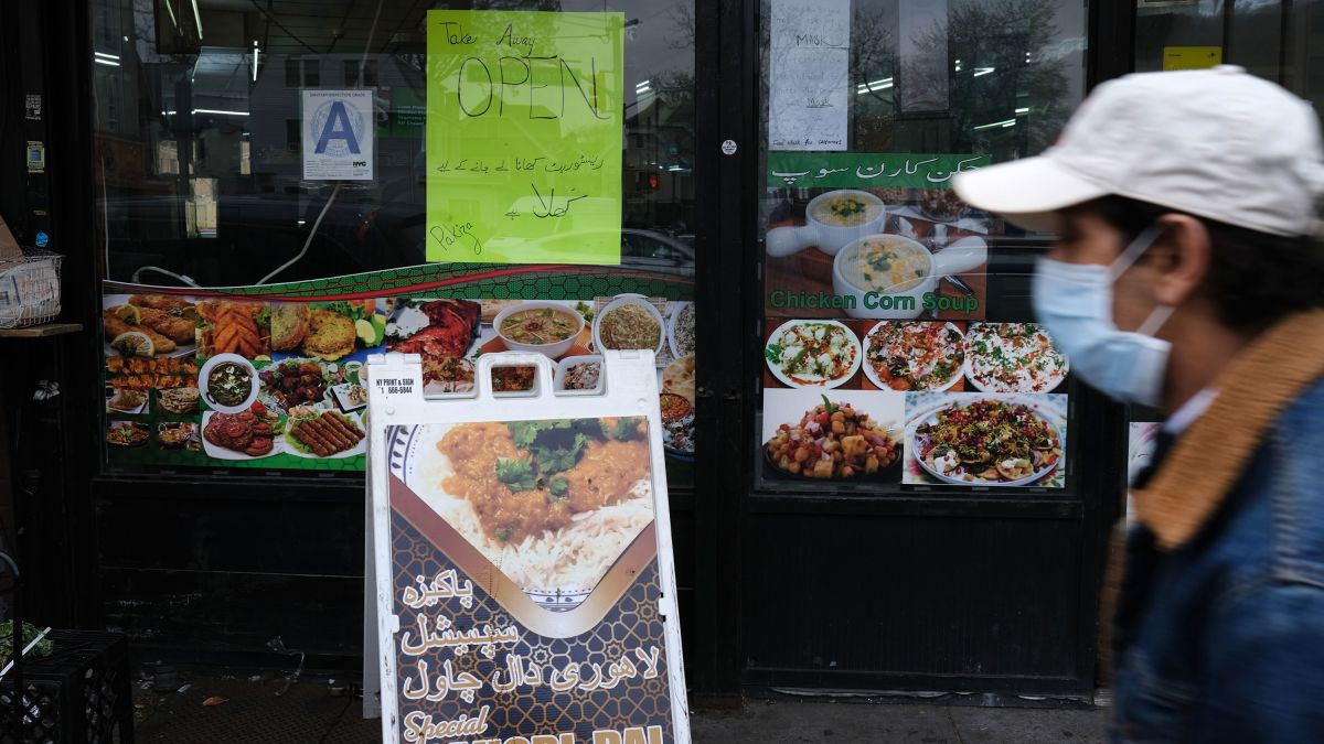 New York City Will Distribute 500 000 Free Halal Meals To Muslims During Ramadan Cnn