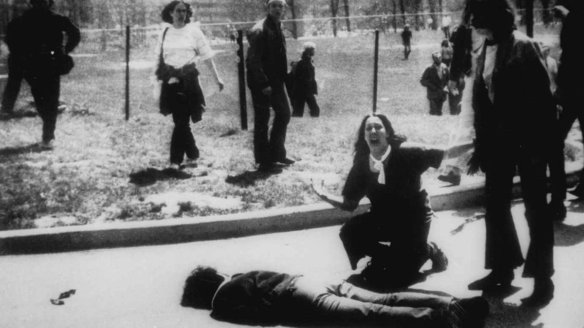 Kent State massacre: 50 years since the shooting that changed ...