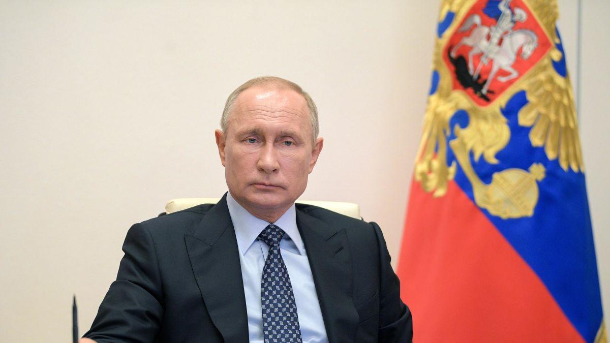 Russia Coronavirus Putin S Crisis Deepens With Fatal Hospital Fire And Dmitry Peskov S Diagnosis Cnn