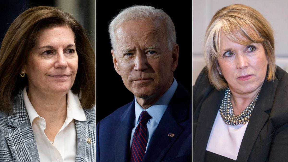 Latinx Activists Want Joe Biden To Pick A Latina As His Vp Cnnpolitics