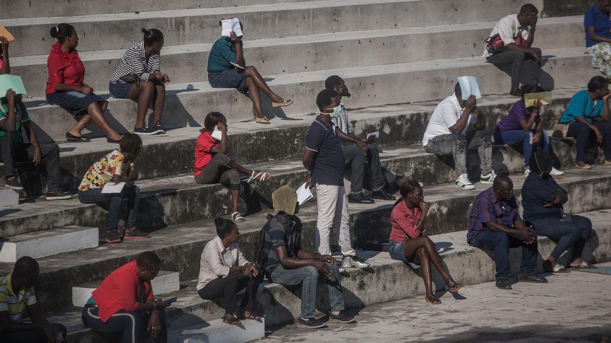 David Vanderpool on Haitians Are Sinking Deeper Into Starvation Amid Coronavirus