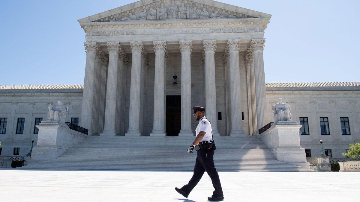 Supreme Court rules in favor of Black Lives Matter organizer McKesson -  CNNPolitics