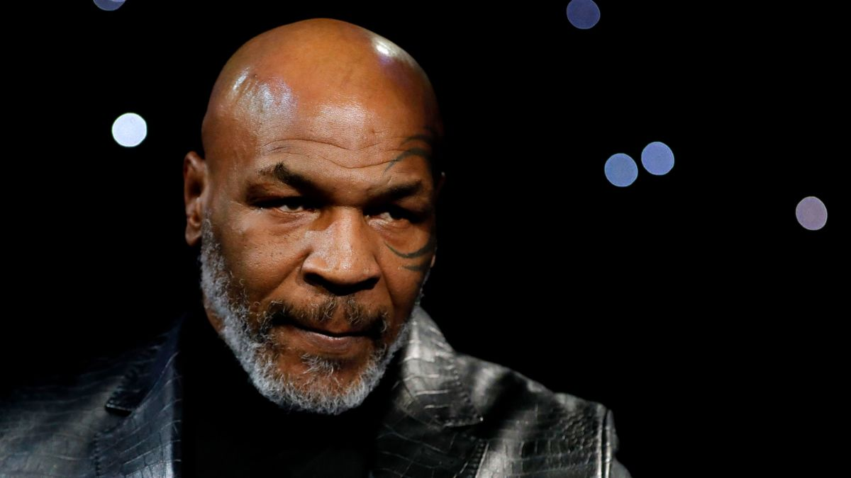 Mike Tyson Prepares For Potential Return To Boxing Ring Cnn