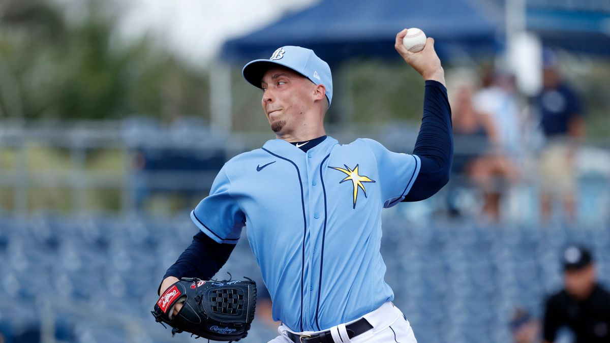 blake snell tampa bay rays pitcher says taking a pay cut to play baseball isn t worth the health risk cnn blake snell tampa bay rays pitcher