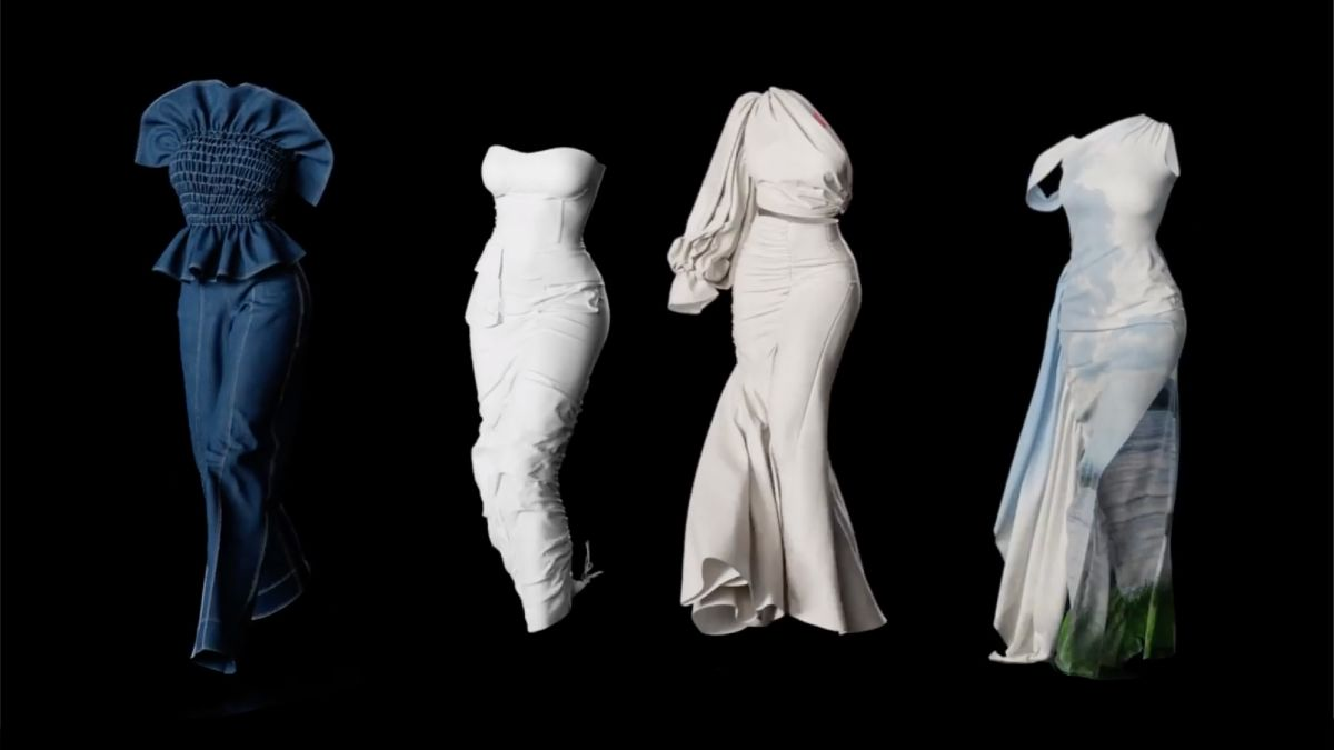 Hanifa Designer Launches Collection With 3d Runway Models To Raise Awareness For Congo Cnn