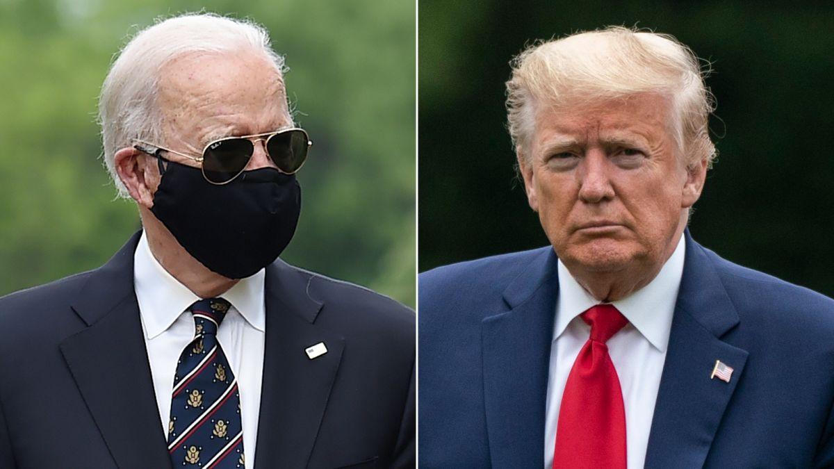 Biden says he would make wearing face masks mandatory for Americans -  CNNPolitics