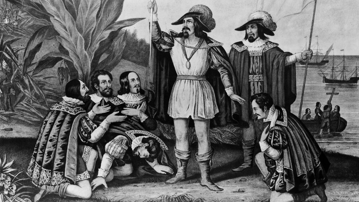 Christopher Columbus: Why he wasn't the hero we learned about in school -  CNN