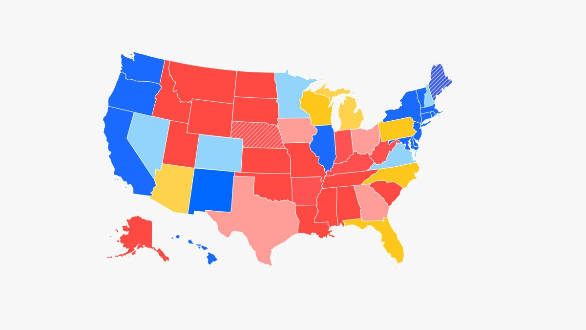 Why The Electoral Map Is Even Better For Joe Biden Than It Looks Cnnpolitics