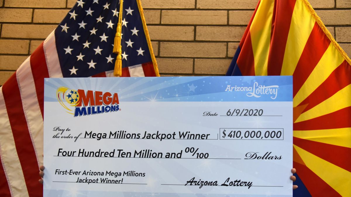 A Lucky Penny And Family Birthdays Help An Arizona Couple Win A 410 Million Mega Millions Jackpot Cnn
