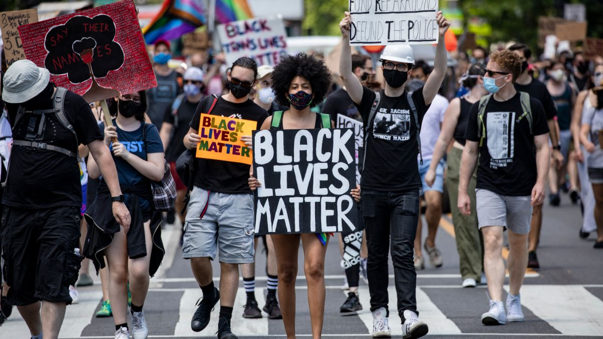 The Black Lives Matter protests preview the politics of a ...