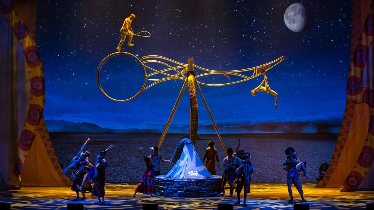 Cirque Du Soleil Files For Bankruptcy Protection And Cuts 3 500 Jobs Cnn
