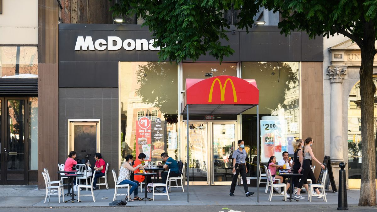 Reopening Dining Rooms, What Time Does Mcdonald's Dining Room Open