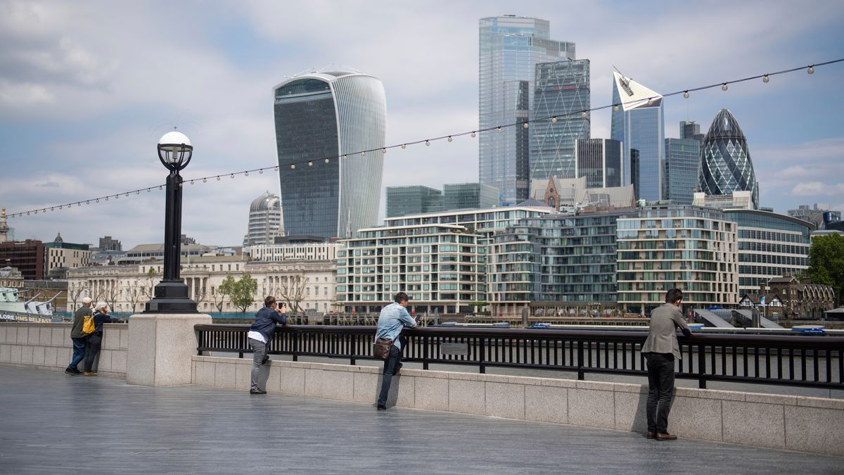 As The Uk Reopens For Business London May Never Be The Same Cnn