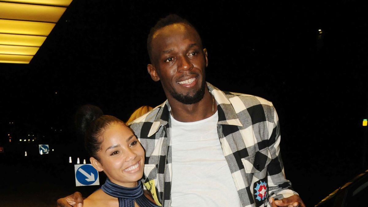 Usain Bolt Shares First Photos Of Baby Daughter Olympia Lightning Cnn