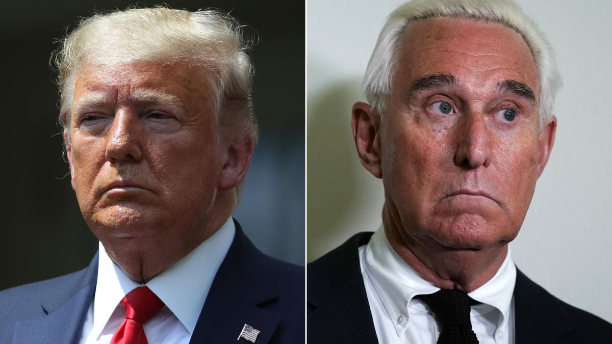 cnn.com - By Veronica Stracqualursi, CNN  - Pelosi blasts Roger Stone commutation as 'an act of staggering corruption' as Trump defends move