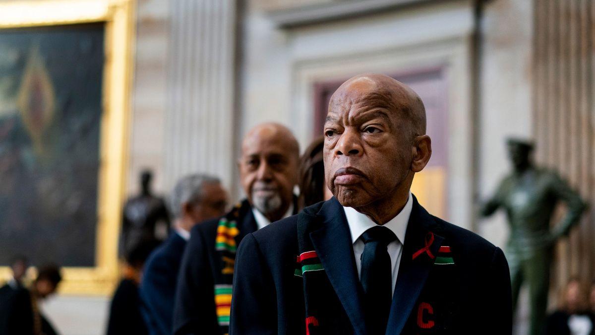 John Lewis, civil rights legend and longtime Georgia congressman ...
