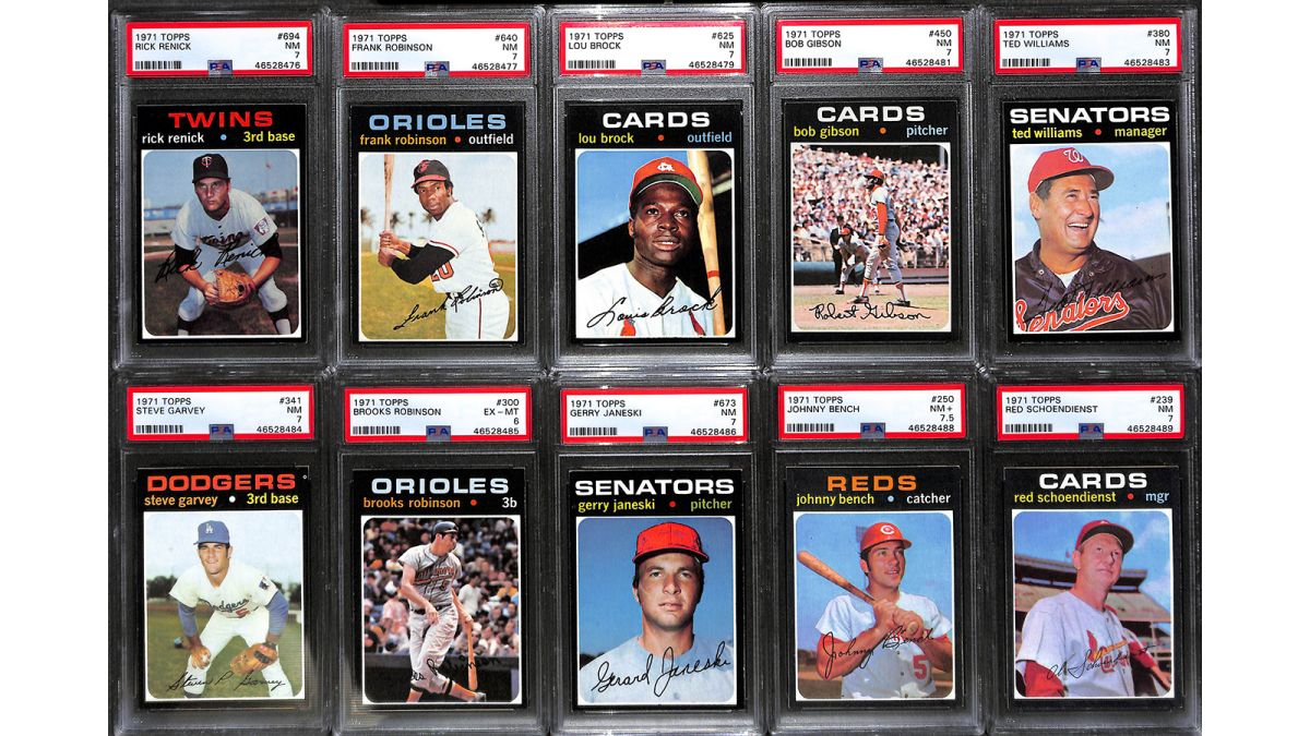 Uncle Jimmy Baseball Card Collection Could Be Worth Millions Cnn