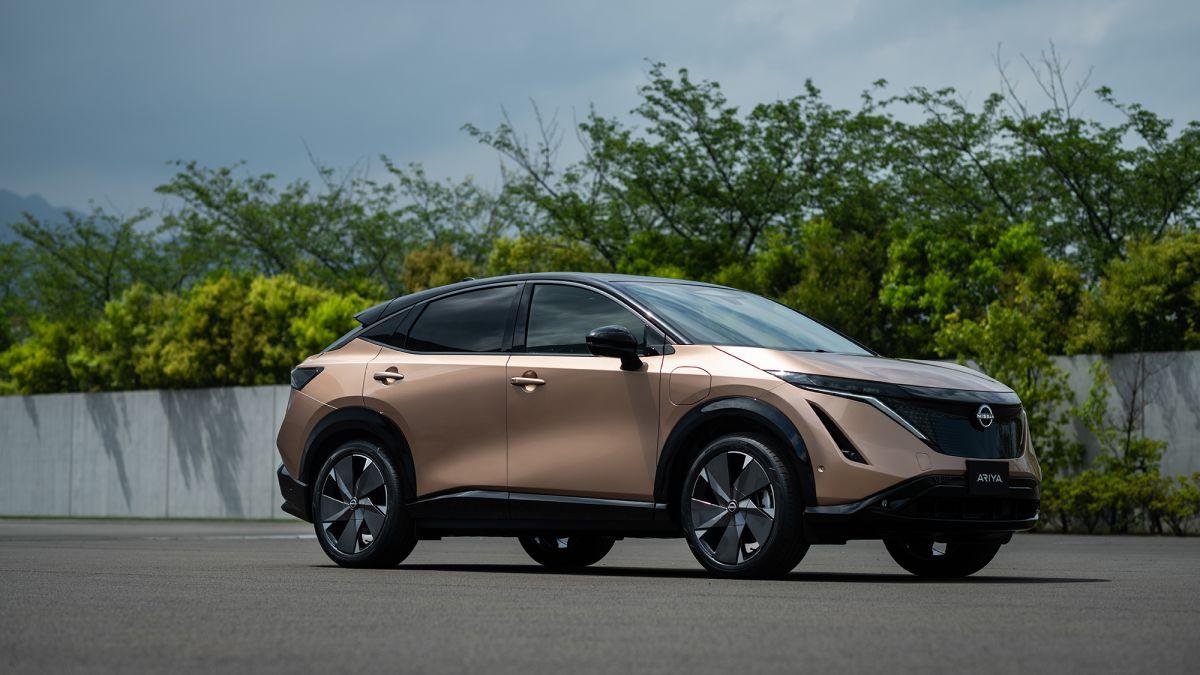 Nissan Unveils Its First Electric Suv The Ariya Cnn