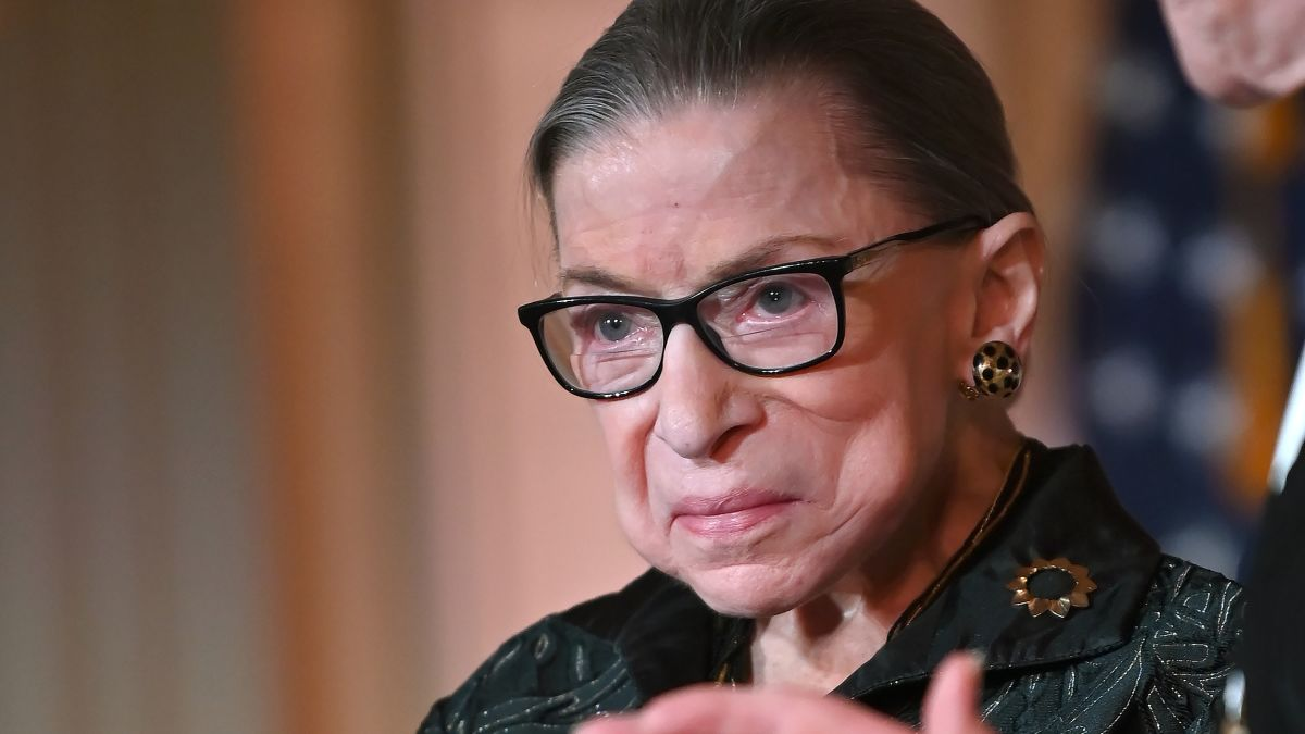 Rbg Fought For Her Legacy In Her Final Supreme Court Term Cnnpolitics