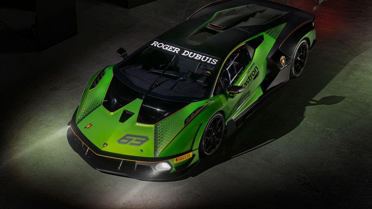 Lamborghini S New Supercar Isn T Legal To Drive On Public Roads Cnn