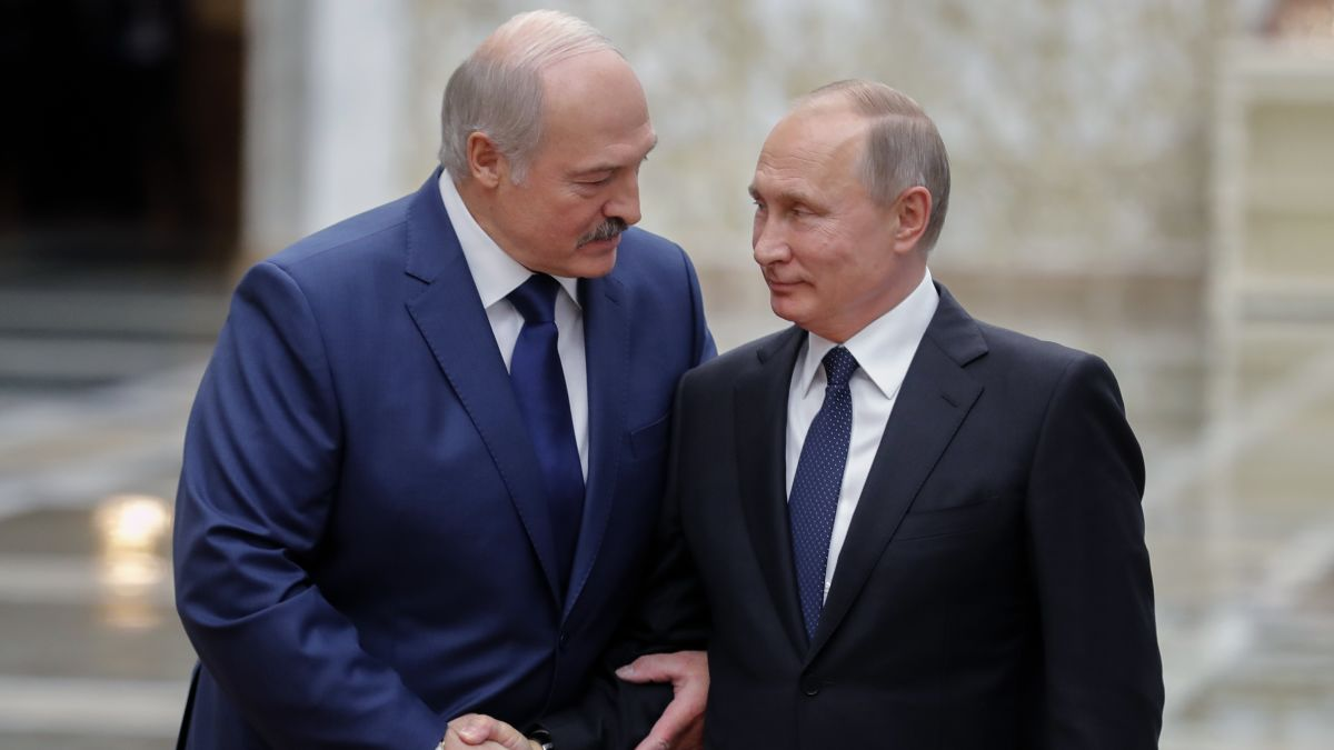 The Financial Uk Added Lukashenko And His To The Sanction List