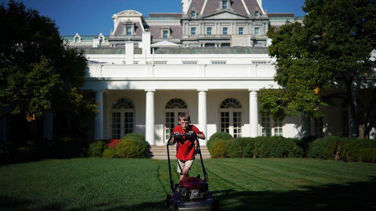 Your Guide To Melania Trump S Rose Garden Renovations Cnnpolitics