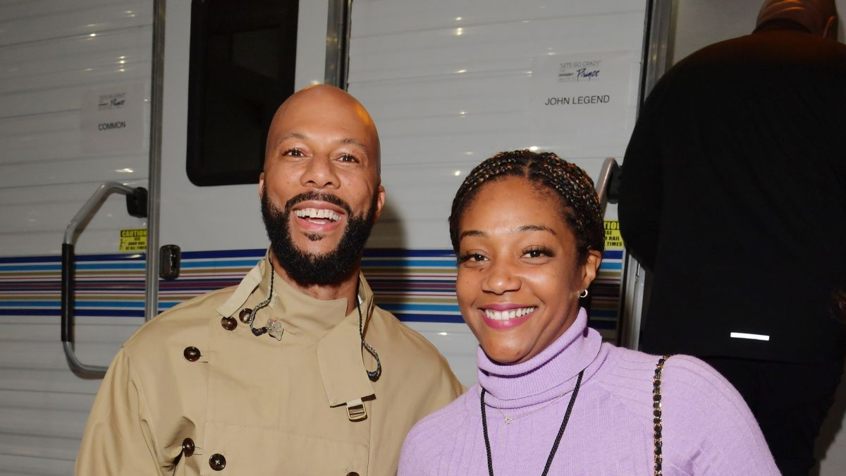 Tiffany Haddish And Common Are Officially Dating Cnn