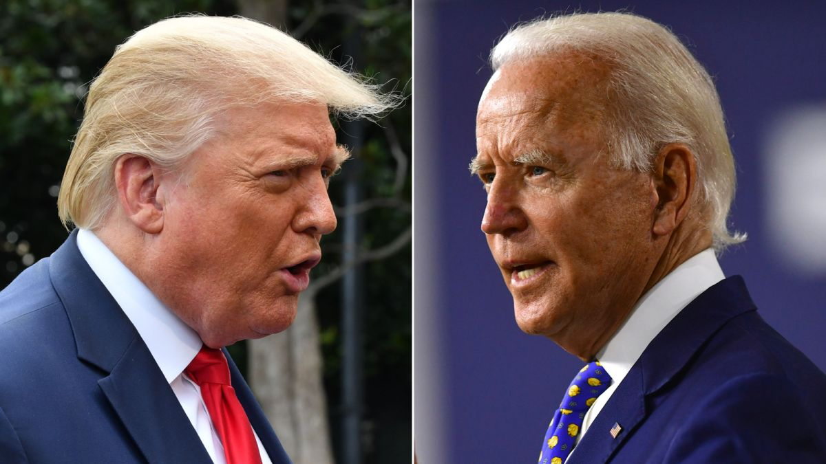 Trump Retweets Russian Propaganda About Biden That Us Intel Agencies Say Is Intended To Influence 2020 Election Cnnpolitics
