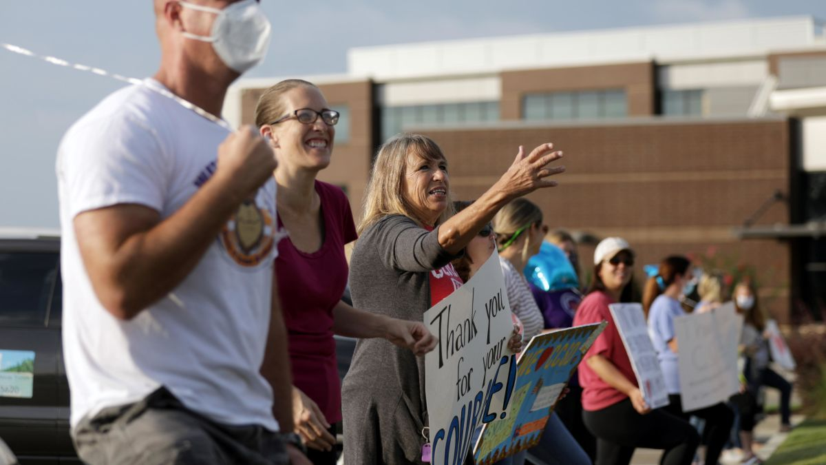 More Than 2,000 Students, Teachers, and Staff Across Five States Quarantined After Positive Coronavirus Cases