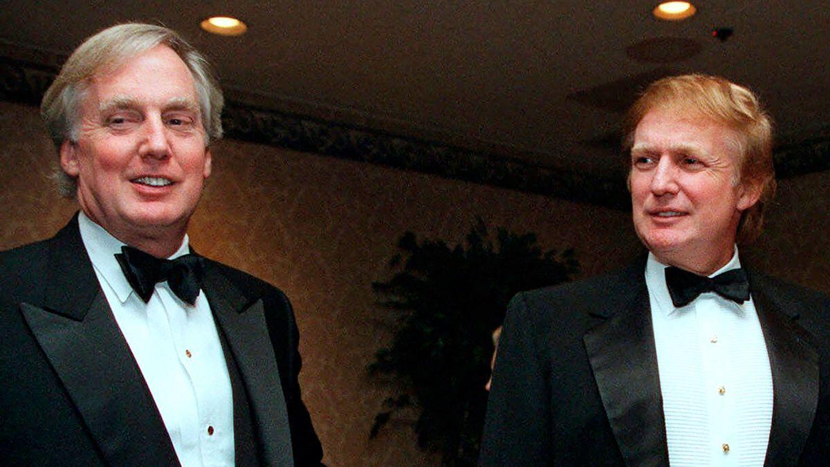 Joe Biden Offers Condolences To Donald Trump After His Brother Robert S Death Cnnpolitics