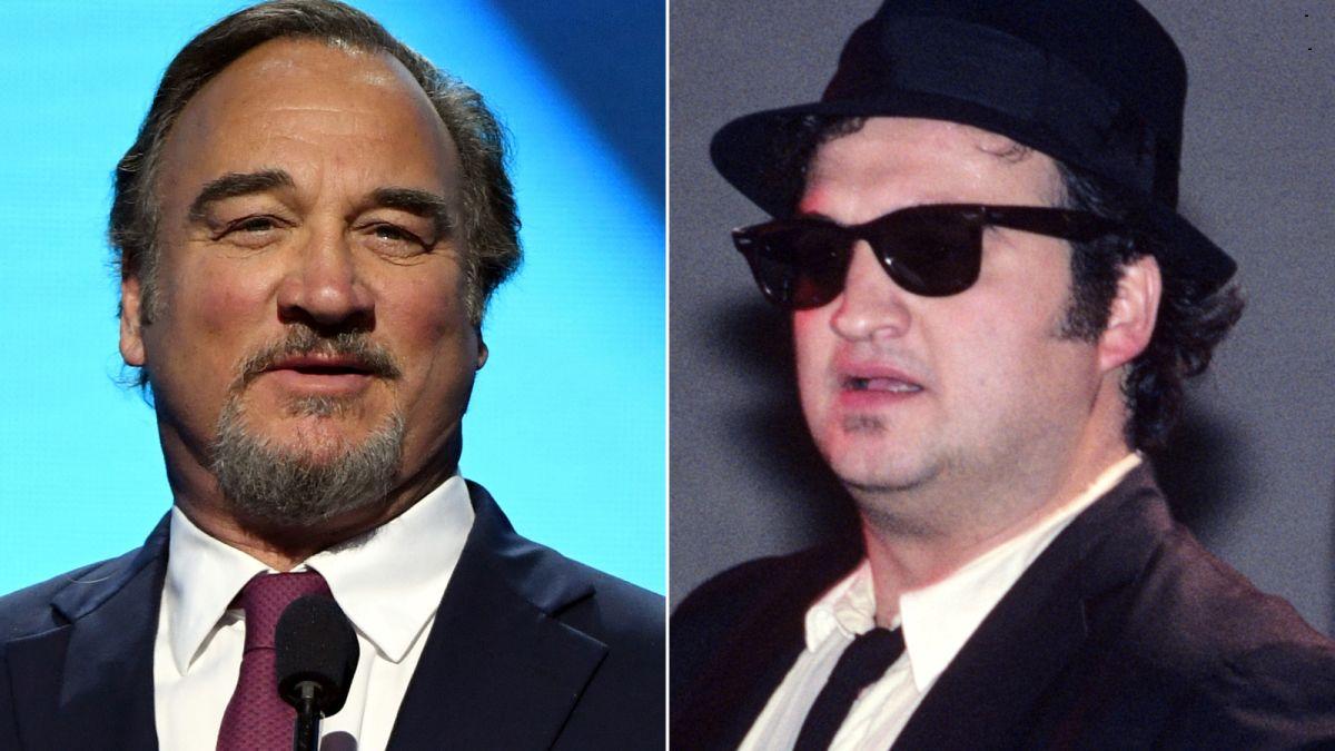 Jim Belushi believes pot would have saved his brother John - CNN