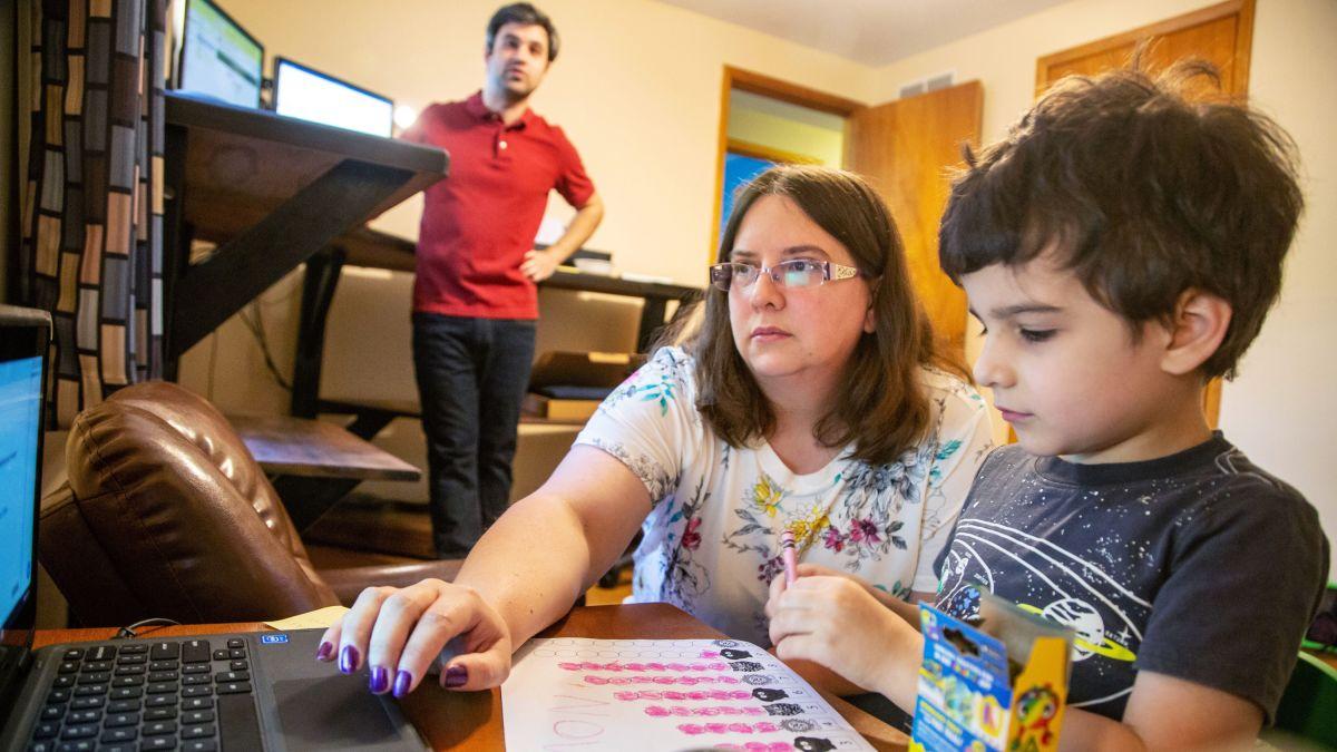 Distance learning: Parents' biggest frustration is math - CNN