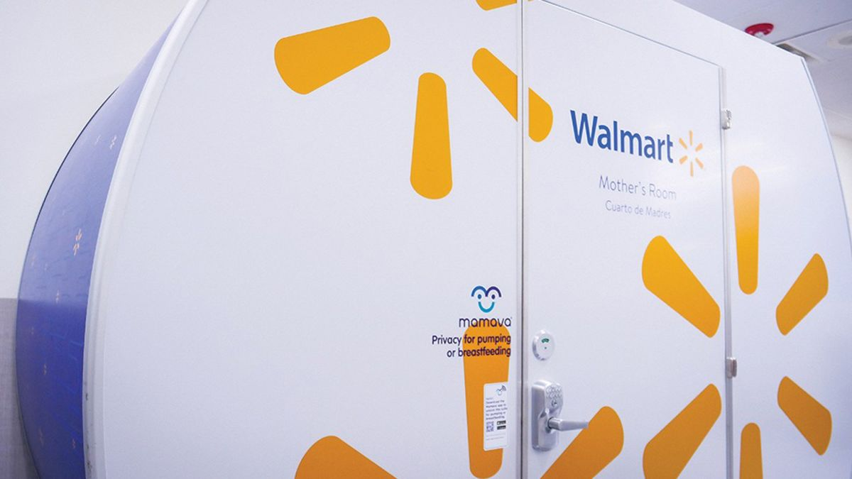Walmart Will Add Breastfeeding Pods In 100 Stores For Nursing Moms And The Idea Started With One Associate Cnn