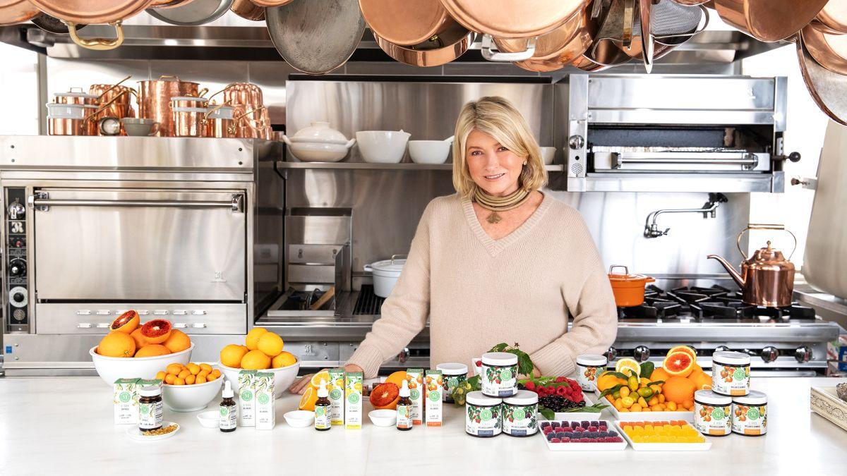 Martha Stewart Launches Cbd Line In Crowded Market Cnn