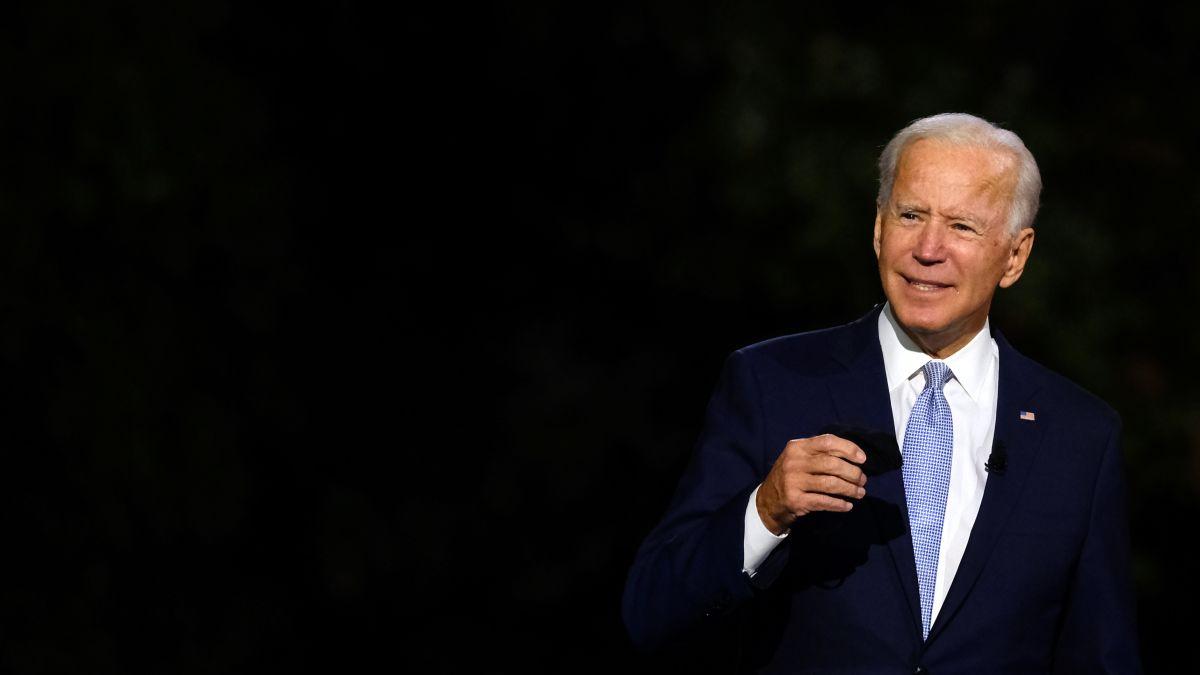 Joe Biden showed America a different kind of leadership (opinion) - CNN