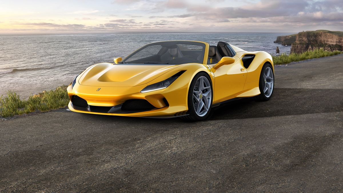 I hate to say it, but Ferrari's new convertible is worth every penny - CNN