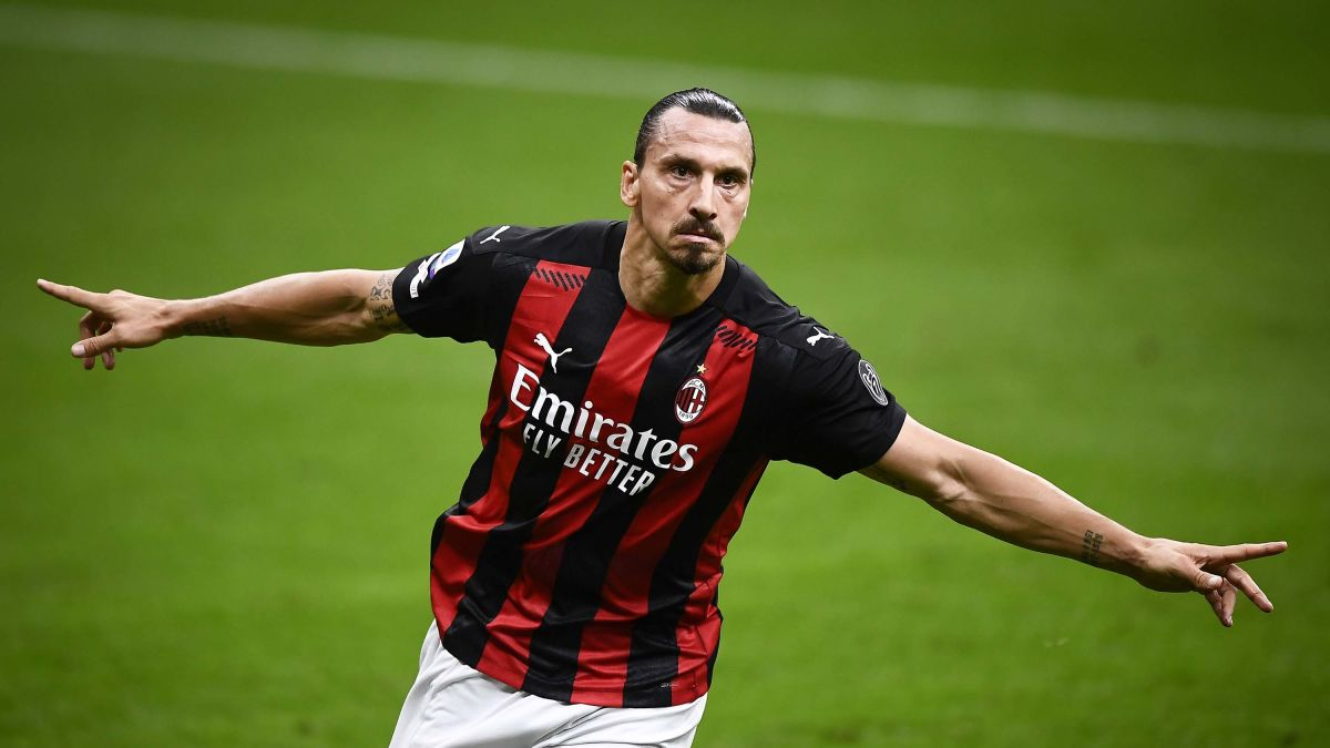 Zlatan Ibrahimovic: Age is just a number to Swede as he leads AC Milan to  victory - CNN