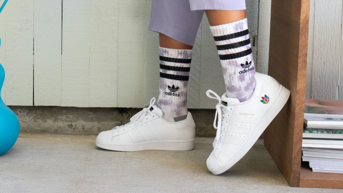 The adidas Superstar rocks new looks to
