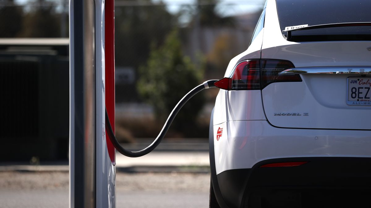 cnn.com - By Paul R. La Monica, CNN Business  - A Biden presidency could boost Tesla and the auto industry