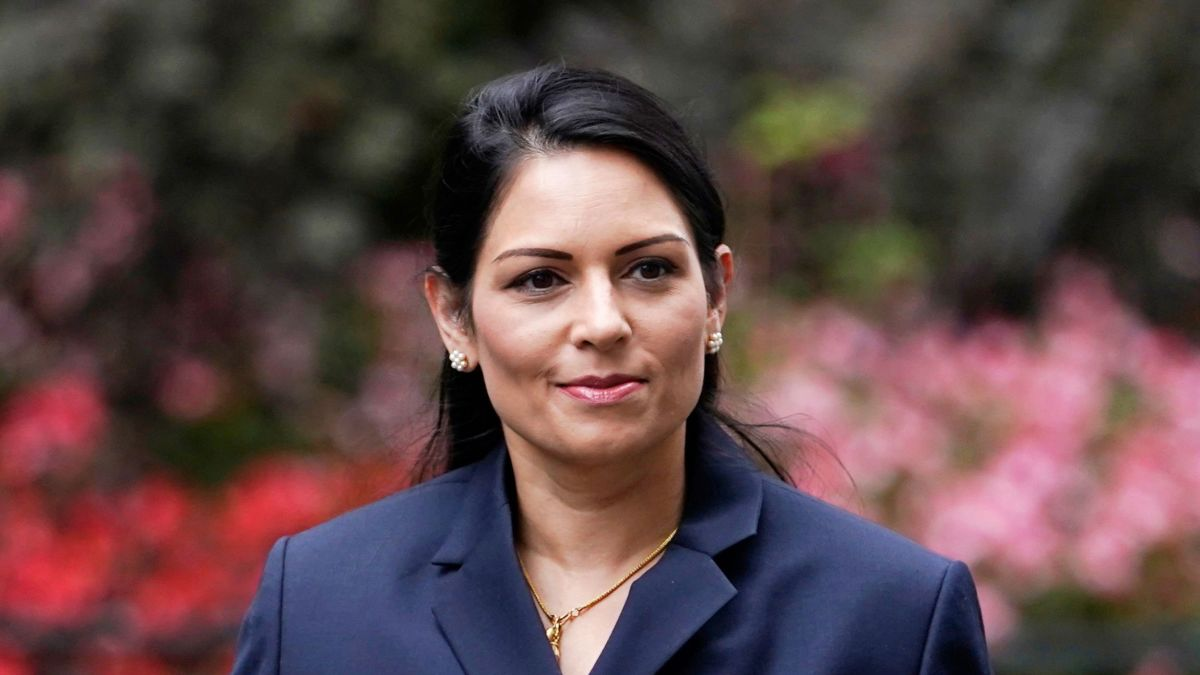 Priti Patel: The UK considered shipping migrants 4,000 miles away. This is  the influential minister in charge of immigration policy - CNN